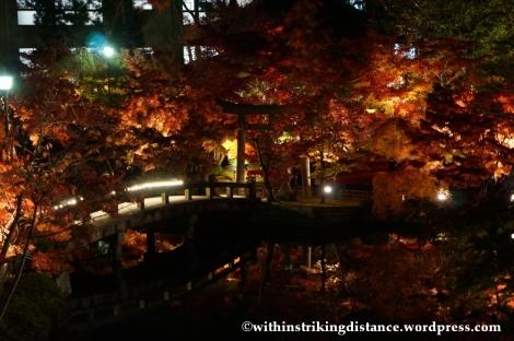 20Nov14 004 Autumn Leaves Eikando Zenrinji Kyoto Kansai Japan