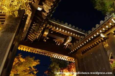 20Nov14 023 Autumn Leaves Eikando Zenrinji Kyoto Kansai Japan
