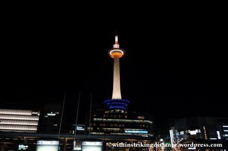 20Nov14 025 Kyoto Tower Kansai Japan