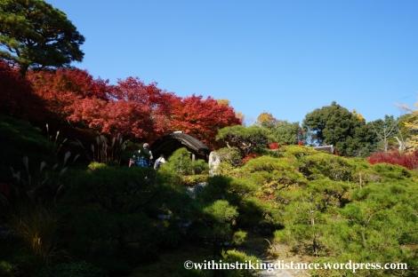 22Nov14 001 Autumn Okochi Sanso Arashiyama Kyoto Kansai Japan