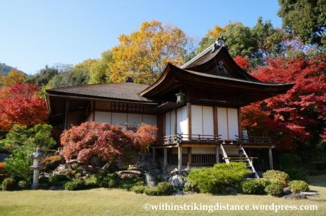 22Nov14 002 Autumn Okochi Sanso Arashiyama Kyoto Kansai Japan