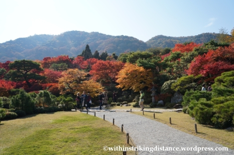 22Nov14 003 Autumn Okochi Sanso Arashiyama Kyoto Kansai Japan