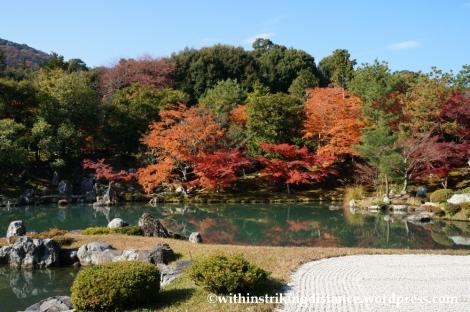 22Nov14 004 Autumn Tenryu-ji Arashiyama Kyoto Kansai Japan