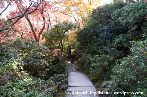 22Nov14 005 Autumn Okochi Sanso Arashiyama Kyoto Kansai Japan