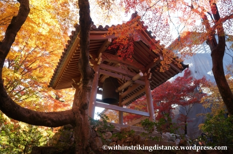 22Nov14 006 Autumn Jojakko-ji Arashiyama Kyoto Kansai Japan