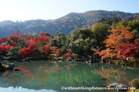 22Nov14 006 Autumn Tenryu-ji Arashiyama Kyoto Kansai Japan