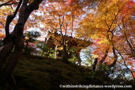22Nov14 007 Autumn Jojakko-ji Arashiyama Kyoto Kansai Japan