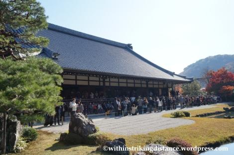 22Nov14 007 Autumn Tenryu-ji Arashiyama Kyoto Kansai Japan