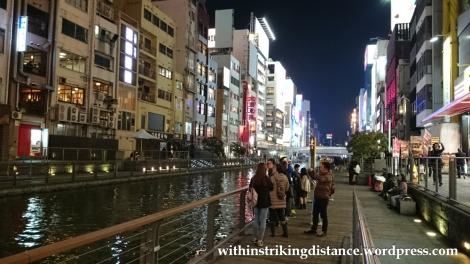 23Nov14 001 Dotombori Osaka Kansai Japan