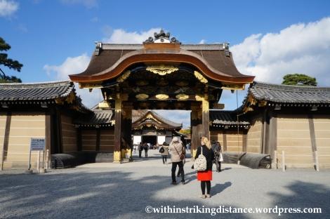 23Nov14 002 Karamon Ninomaru Palace Nijo Castle Kyoto Kansai Japan