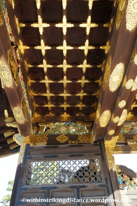 23Nov14 005 Karamon Ninomaru Palace Nijo Castle Kyoto Kansai Japan