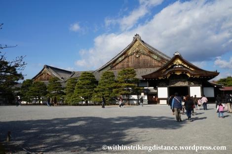 23Nov14 006 Ninomaru Palace Nijo Castle Kyoto Kansai Japan