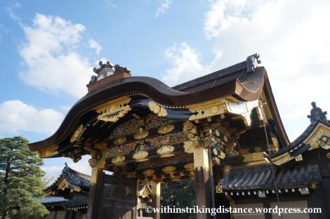 23Nov14 007 Karamon Ninomaru Palace Nijo Castle Kyoto Kansai Japan