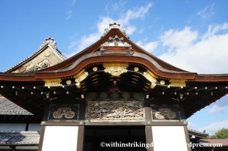 23Nov14 008 Ninomaru Palace Nijo Castle Kyoto Kansai Japan