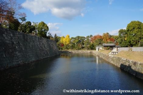 23Nov14 009 Inner Moat Honmaru Nijo Castle Kyoto Kansai Japan