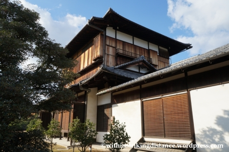 23Nov14 010 Honmaru Palace Nijo Castle Kyoto Kansai Japan