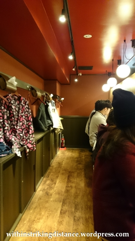 23Nov14 010 Ichiran Ramen Dotombori Osaka Kansai Japan