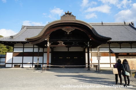 23Nov14 013 Honmaru Palace Nijo Castle Kyoto Kansai Japan