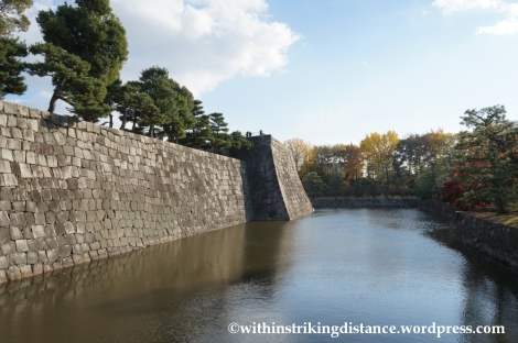 23Nov14 014 Tenshu Inner Moat Honmaru Nijo Castle Kyoto Kansai Japan