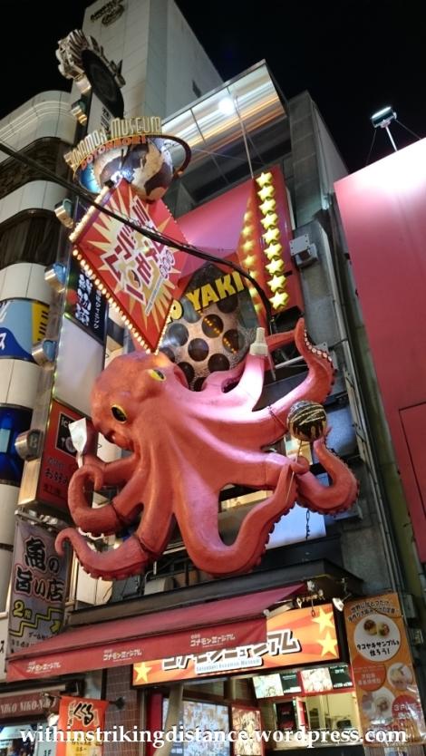 23Nov14 017 Takoyaki Dotombori Osaka Kansai Japan