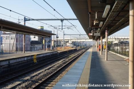 24Nov14 002 JR Horyuji Station Ikaruga Nara Kansai Japan