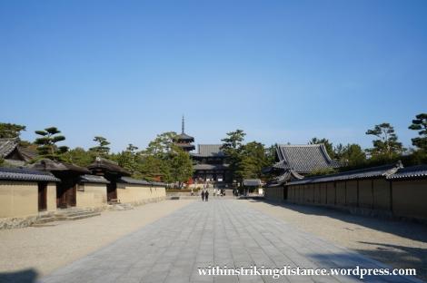 24Nov14 004 Horyuji Nara Kansai Japan