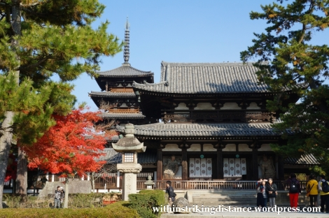 24Nov14 005 Horyuji Nara Kansai Japan