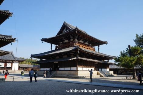 24Nov14 007 Horyuji Nara Kansai Japan