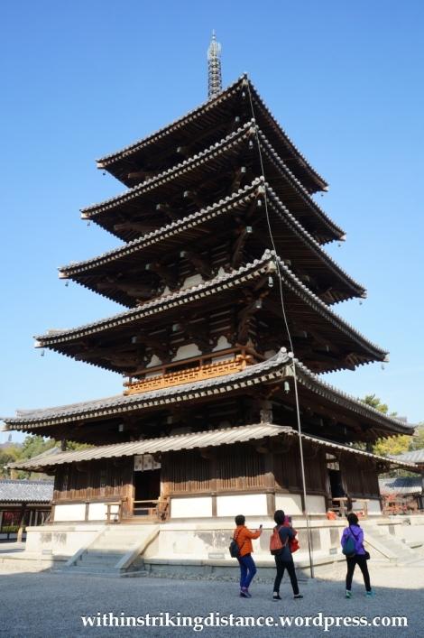 24Nov14 009 Horyuji Nara Kansai Japan