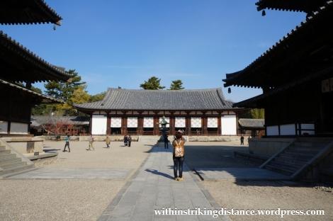 24Nov14 010 Horyuji Nara Kansai Japan