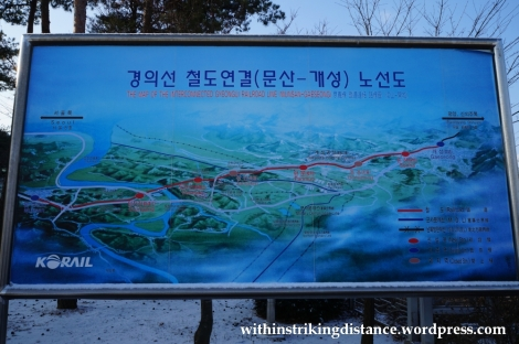 11Dec14 004 Dorasan Station DMZ Tour Seoul South Korea