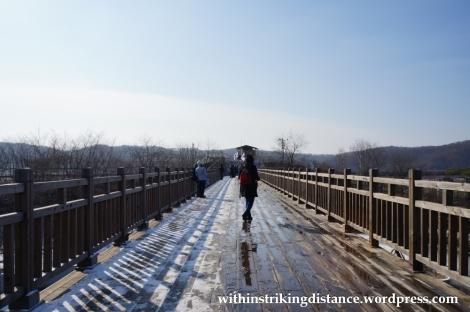 11Dec14 019 Freedom Bridge Imjingak DMZ Tour Seoul South Korea