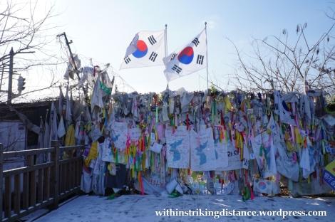 11Dec14 020 Freedom Bridge Imjingak DMZ Tour Seoul South Korea