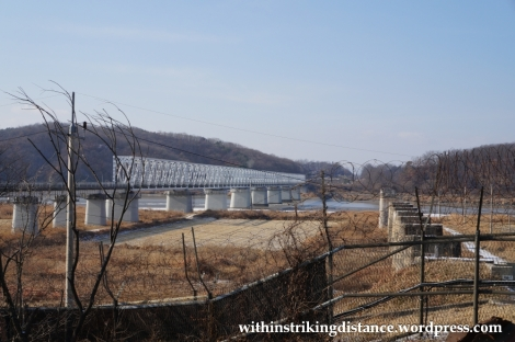 11Dec14 023 Freedom Bridge Imjingak DMZ Tour Seoul South Korea