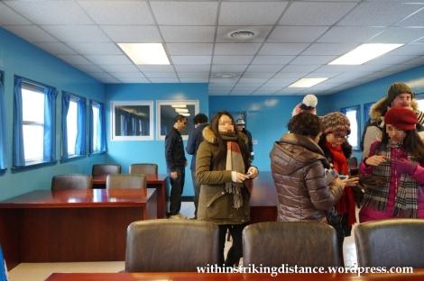 11Dec14 033 UNCMAC Conference Building Panmunjeom JSA DMZ Tour Seoul South Korea