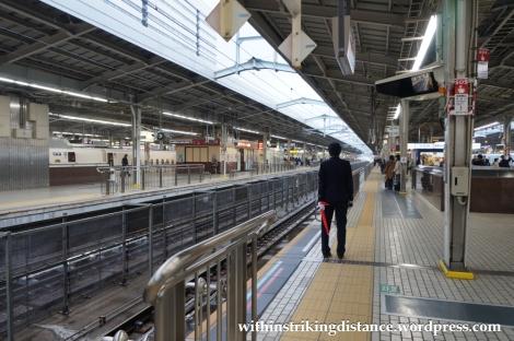 25Nov14 001 Shin-Osaka Station Osaka Japan