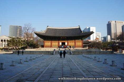 12Dec14 Deoksugung Seoul South Korea 004 Junghwajeon