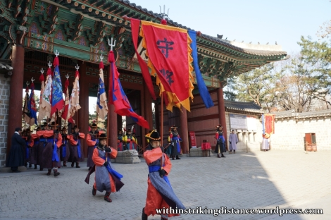 12Dec14 Deoksugung Seoul South Korea 029 Changing of the Guard