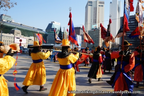 12Dec14 Deoksugung Seoul South Korea 031 Changing of the Guard