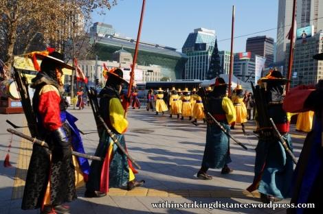 12Dec14 Deoksugung Seoul South Korea 032 Changing of the Guard