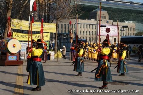 12Dec14 Deoksugung Seoul South Korea 034 Changing of the Guard