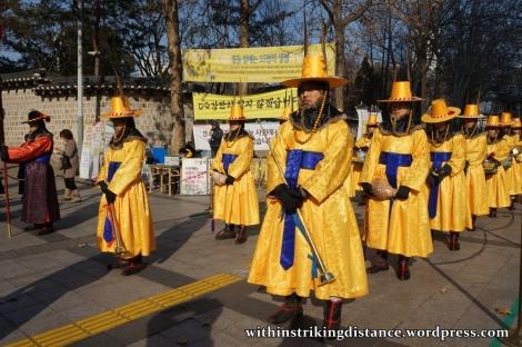 12Dec14 Deoksugung Seoul South Korea 035 Changing of the Guard
