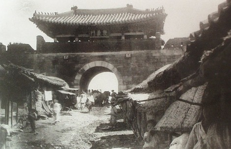 Donuimun Seodaemun Front