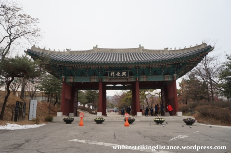 12Dec14 001 South Korea Seoul Gyeonghuigung Palace