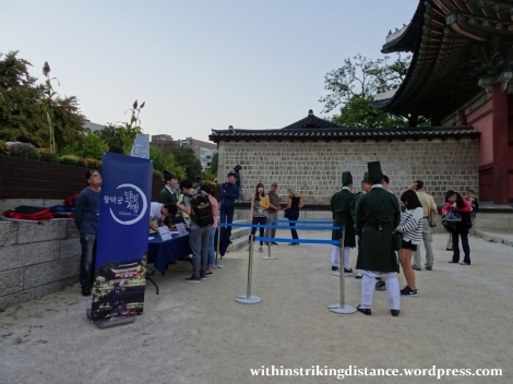 26Sep15 002 South Korea Seoul Moonlight Tour at Changdeokgung Palace