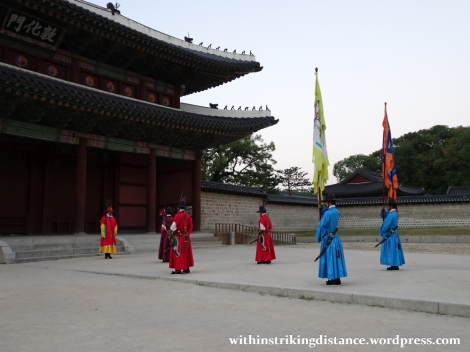 26Sep15 004 South Korea Seoul Moonlight Tour at Changdeokgung Palace
