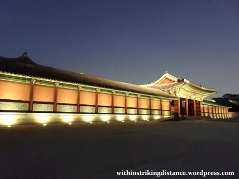 26Sep15 006 South Korea Seoul Moonlight Tour at Changdeokgung Palace