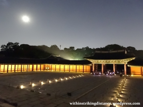 26Sep15 008 South Korea Seoul Moonlight Tour at Changdeokgung Palace