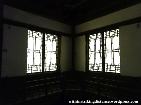 26Sep15 012 South Korea Seoul Moonlight Tour at Changdeokgung Palace