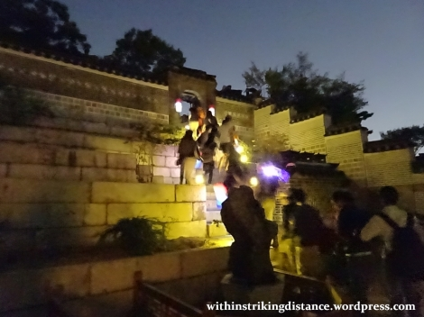 26Sep15 014 South Korea Seoul Moonlight Tour at Changdeokgung Palace